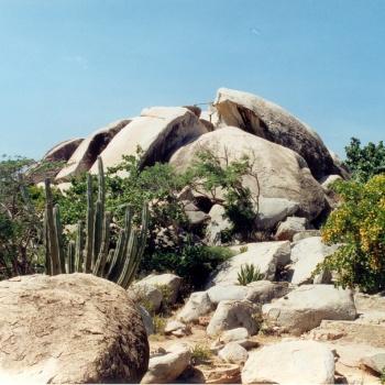 Ayo Rocks Formation 2   Arubiana