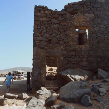 Bushiribana Goldmines Ruins 3 | Arubiana