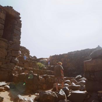 Bushiribana Goldmines Ruins 4 | Arubiana