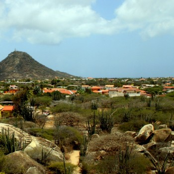 Jamanota Hill, Aruba's highest elevation with the best view of the island 1 | Arubiana
