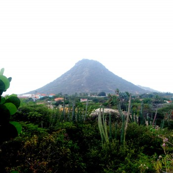 Jamanota Hill, Aruba's highest elevation with the best view of the island 3 | Arubiana