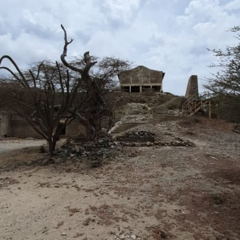Balashi Gold Mills Ruins 1 | Arubiana