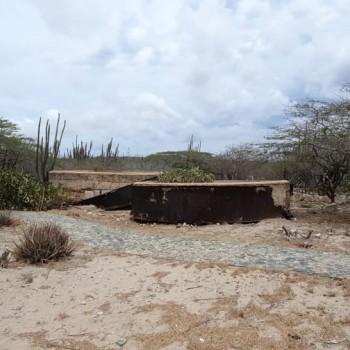Balashi Gold Mills Ruins 2 | Arubiana
