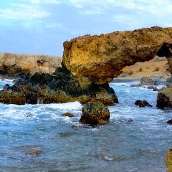 Trinity Natural Bridge - Black Stone Beach 5 | Arubiana