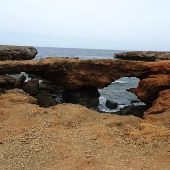 Trinity Natural Bridge - Black Stone Beach 7 | Arubiana